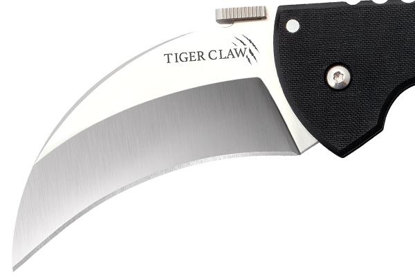 Нож cold steel steel tiger купить украина клинки ножа сталь 9хс